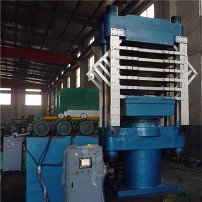 EVA Foam Vulcanizing Press
