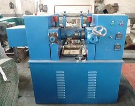 Lab Two Roll Rubber Mill