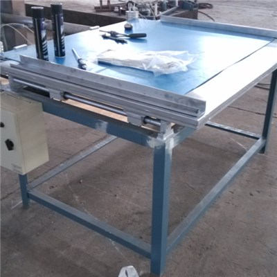 PP Hollow Sheet Corner Welding Machine