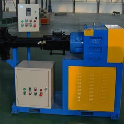 Single Screw Rubber Extruder