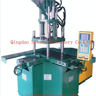 Right Angle Slideboard Plastic Injection Molding Machine