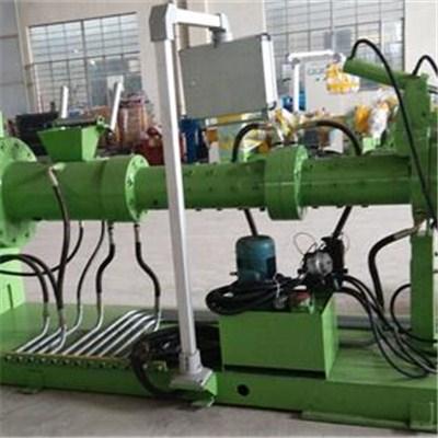 Rubber Sheet Pipe Extrusion Machine