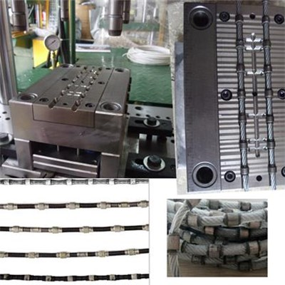 Diamond Wire Saw Making Machine