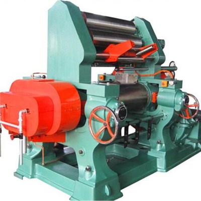 Open Rubber Mill
