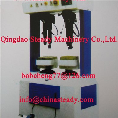 Soft Pad Sole Attaching Machine