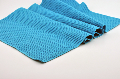 Hot New Product Microfiber Waffle Cleaning Cloth