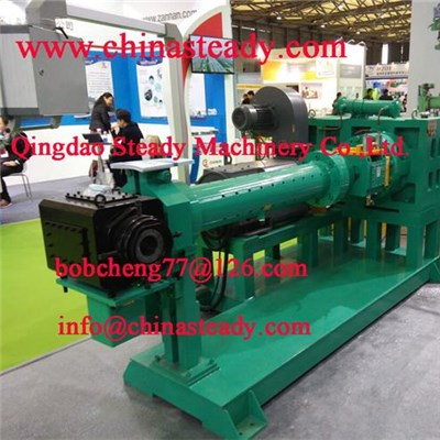 Pin Barrel Rubber Extruder