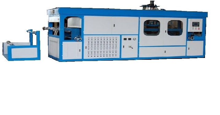 LX2417 3in1-H-H thermoforming machine