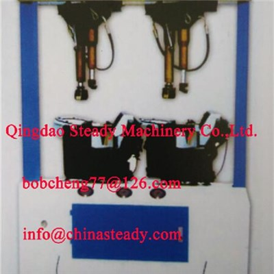Universal Sole Attaching Machine