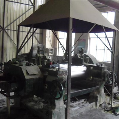 Rubber Compound Open Mill