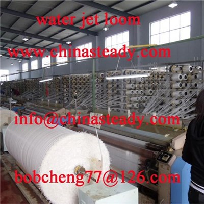 Water Jet Loom For Plastic Weaving