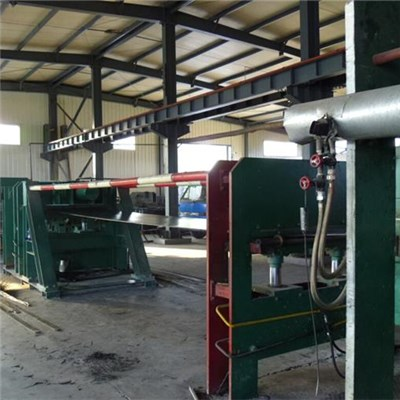 Rubber Belt Vulcanizing Press