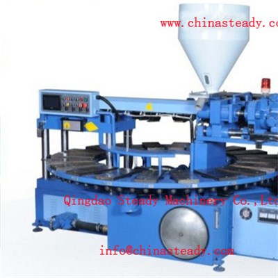 Disk Type Plastic Injection Molding Machine