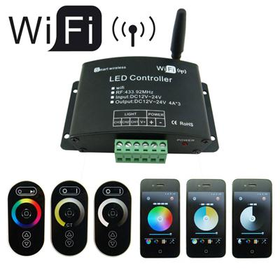 RGB LED Controller Wifi