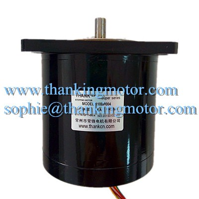 3 phase 4.96N.m VC stepper motor 110BF004 manufacturer
