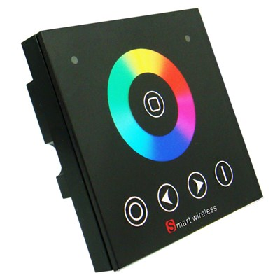 RGB LED Touch Controller Manual