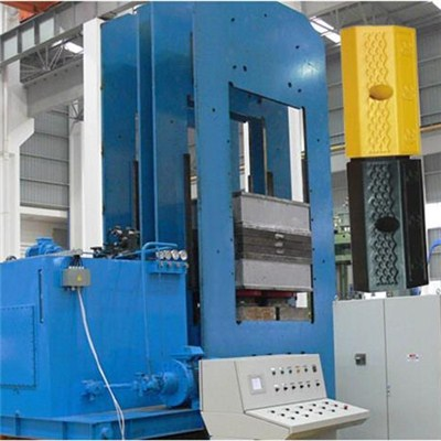 Rubber Car Stopper Making Machine