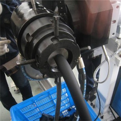 Rubber Tube Extruder