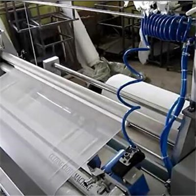 Gauze Bandage Rewinding Cutting Machine