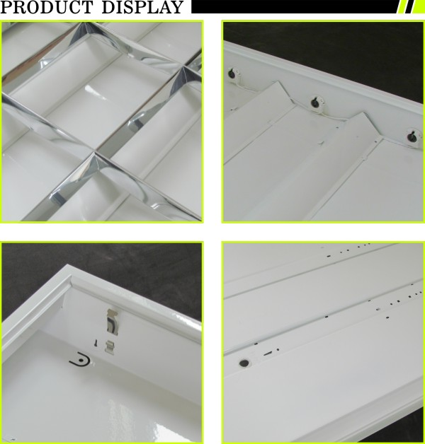 UL SAA	recessed modular light fixture