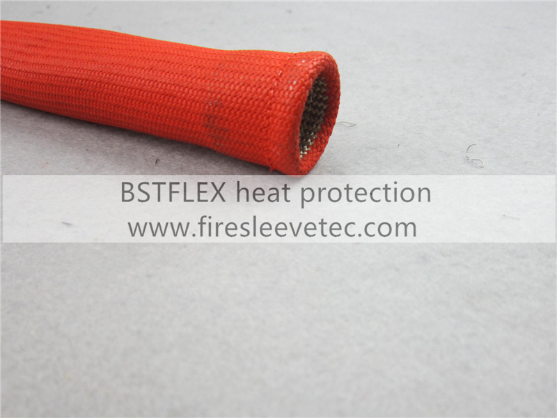 Spark Plug Wire Heat Shield
