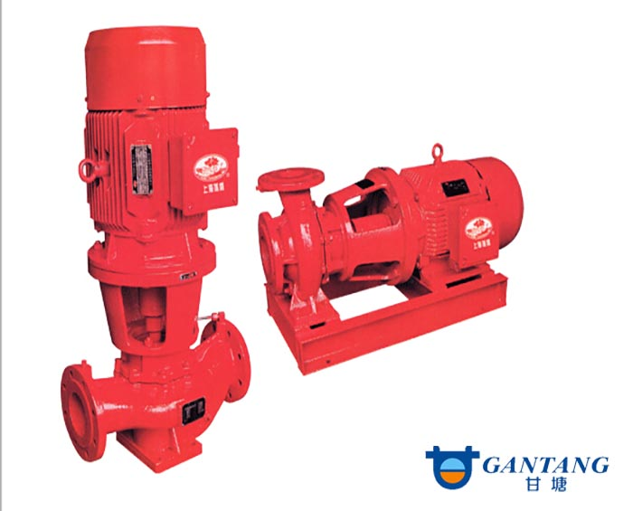 type of centrifugal pump XBD Type Fixed Centrifugal