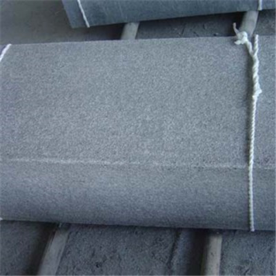 Dark Gray Granite Kerbstone