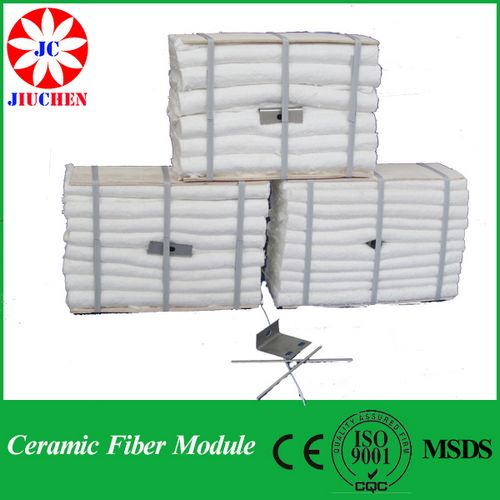 High Aluminum Ceramic Fiber Module (with S304 Or S310 Anchor) JC Module