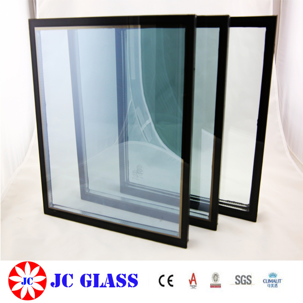 tempered and laminated glass Tempered Laminated Insulated Glass JC-G-TG1