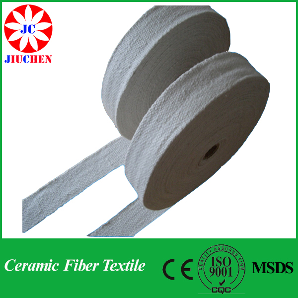 Thermal Insulation Ceramic Fiber Tape JC Textiles