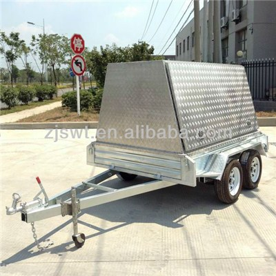 Aluminium Tradesman Top Trailer