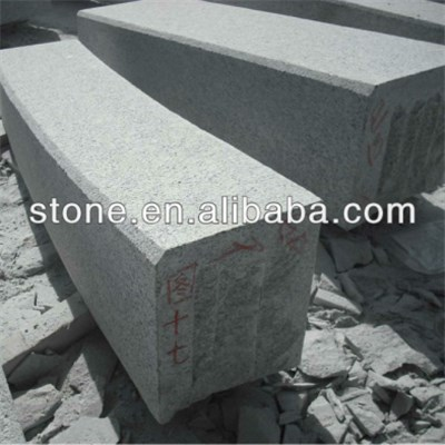 Gray Granite Kerbstone