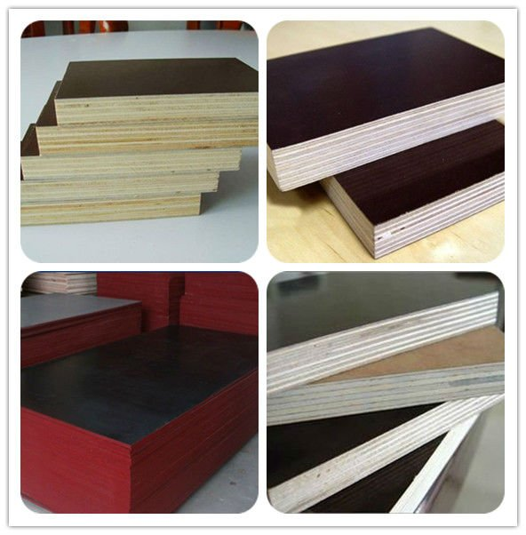 plywood waterproof 15mm Film Faced plywood shuttering Plywood for Construction with brand
