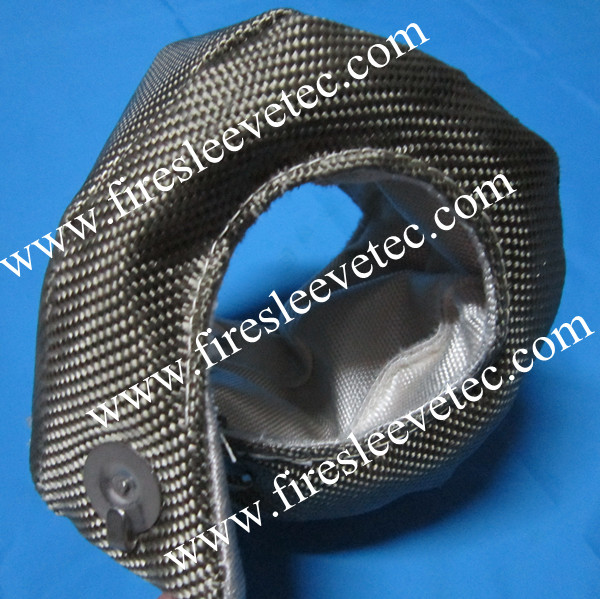 Titanium Turbo Heat Shield
