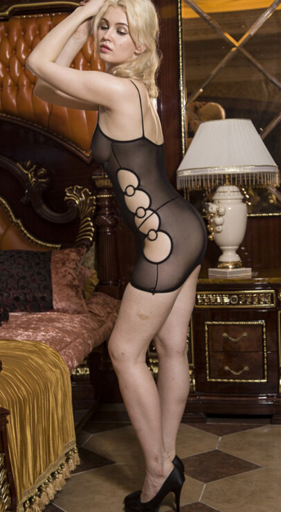 Discount Cut Out Body Stocking