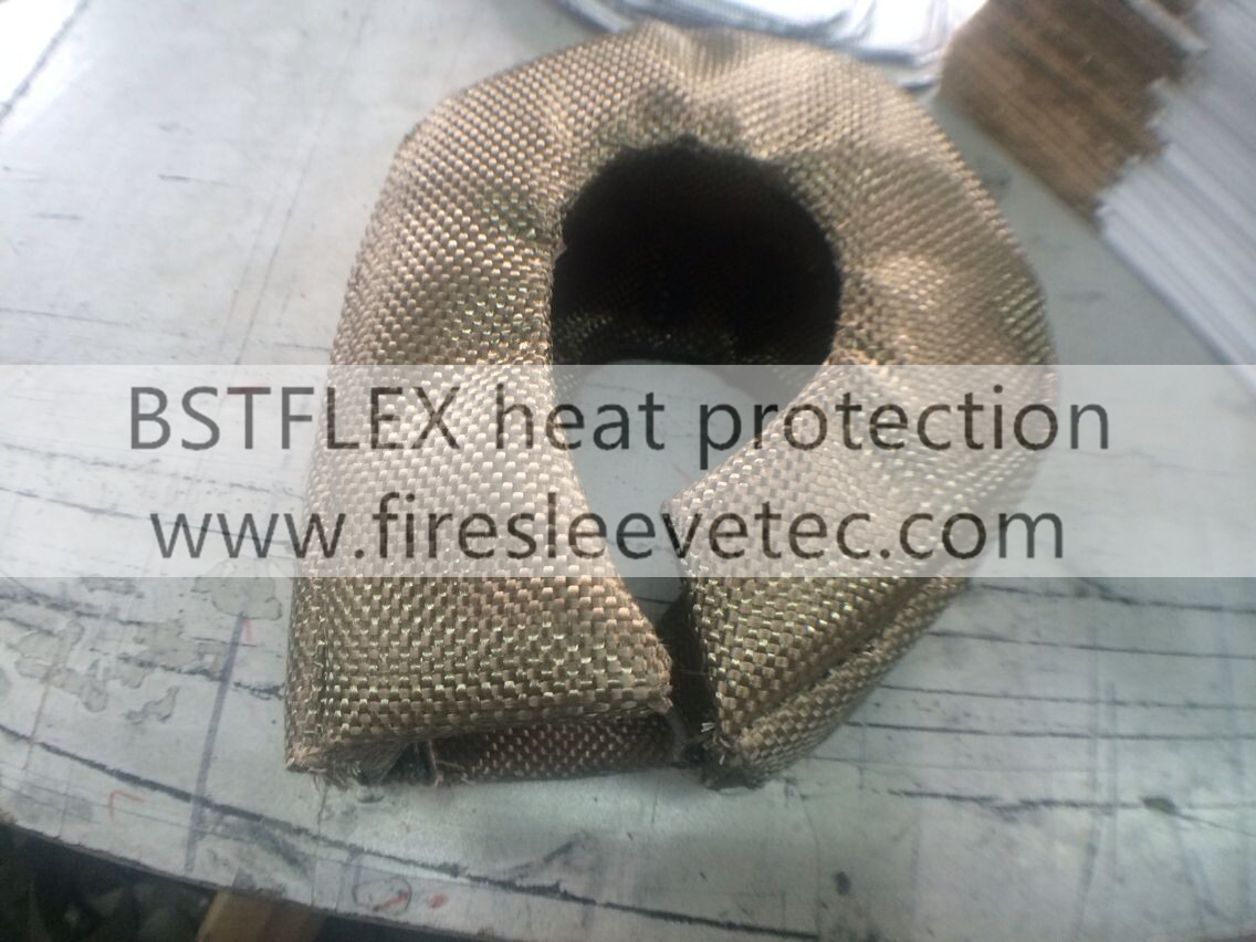 Turbo Blanket Heat Shield Cover