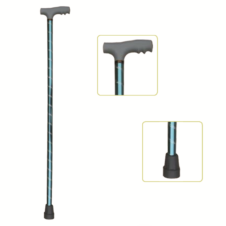 Lightweight T-Handle Walking Cane With Comfortable Handgrip