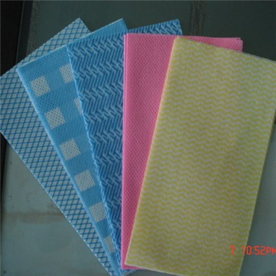 Spunlace Nonwoven Wipes