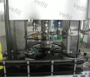 types of filling machines VFC Rotary Piston Filling Machine