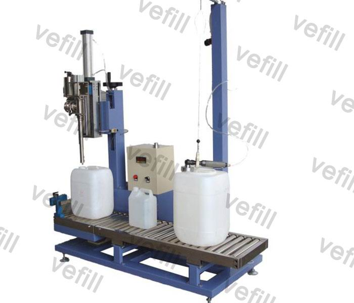 Pail Paint Filling Machine