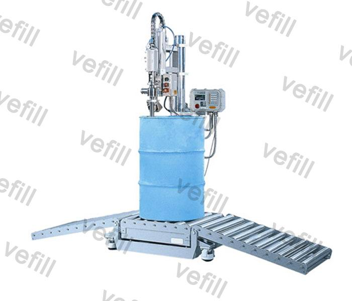 Drum Paint Filling Machine
