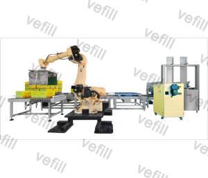 VMDJ-165R Robotic Stacker Crane