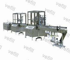 spray can filling machine Automatic Aerosol Spray Paint Filling MachineAutomatic spray paint aerosol filling machine
