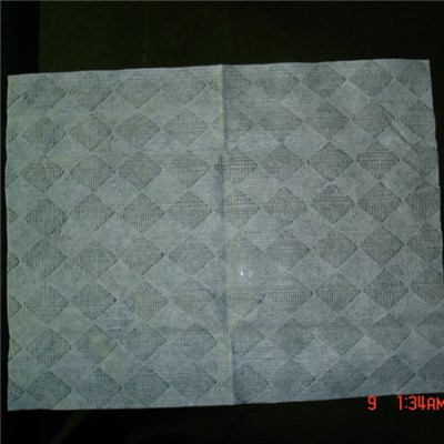 Spunlace Embossed Dust Cloth