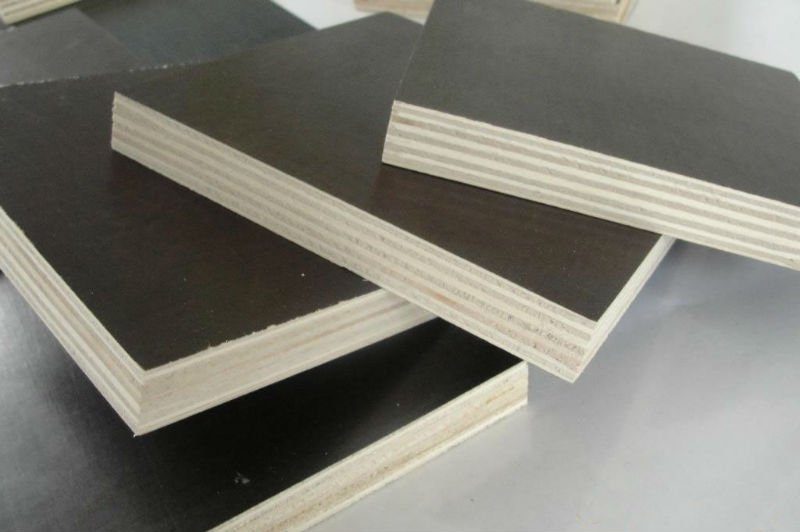 high quality hot sale best price 18mm black film faced plywood