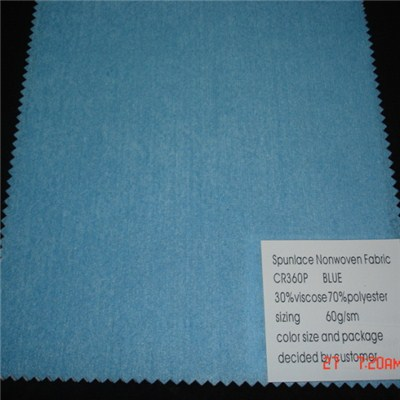 CR360P Spunlace Nonwoven Fabric