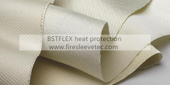 fireproof high silica cloth heat resistant high silica