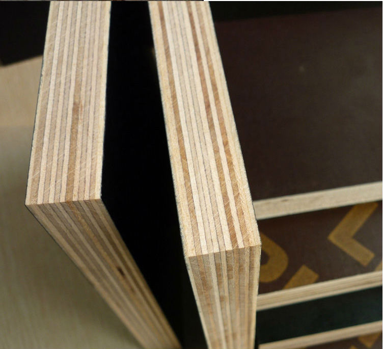 Factory Price Wholesale 18mm commercial film faced plywood