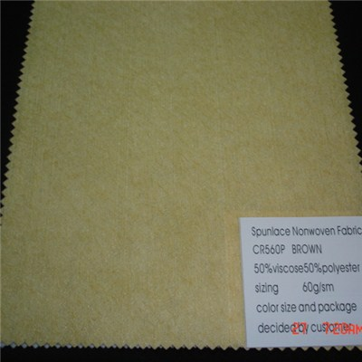 CR560P Spunlace Nonwoven Fabric