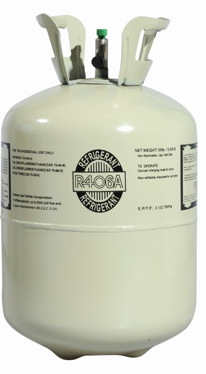 R406A Refrigerant Gas with High Purity